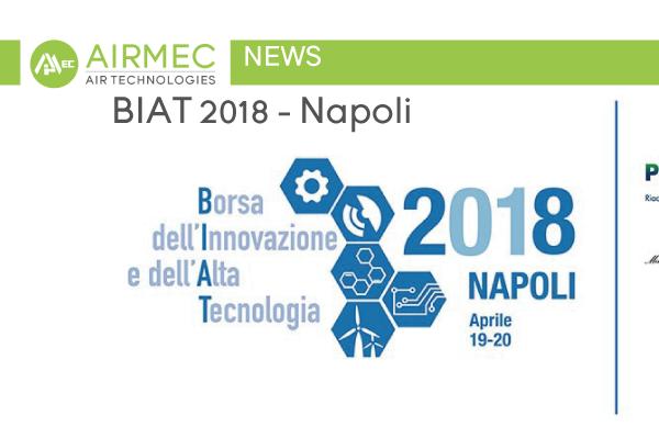 BIAT 2018 Napoli