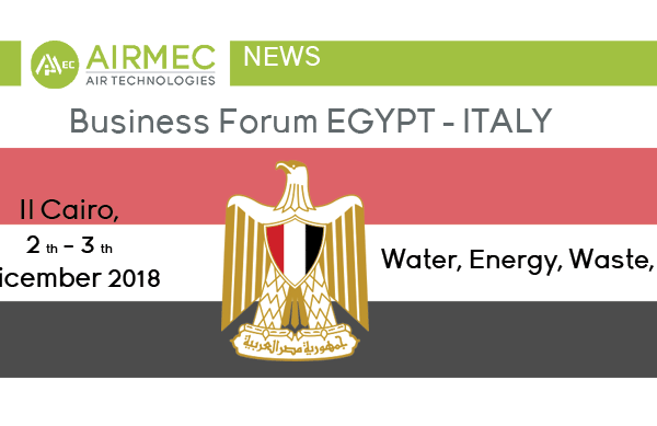 (Italiano) BUSINESS FORUM EGYPT – ITALY
